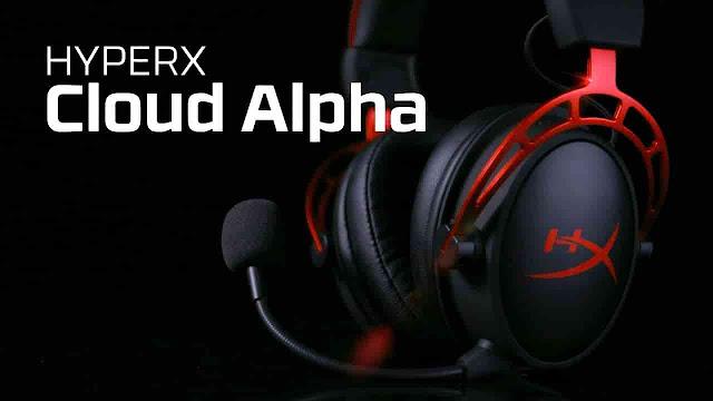 Kingston HyperX Cloud Alpha gaming headset