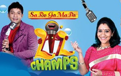 Sa Re Ga Ma Pa Little Champs 22-04-2017 Zee Tamil Show