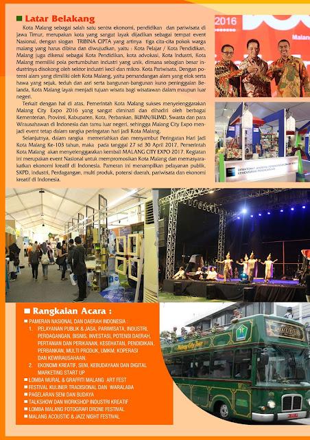 Malang City Expo 2017 - Stadion Gajayana