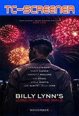 Billy Lynn's Long Halftime Walk (2016) TC HC