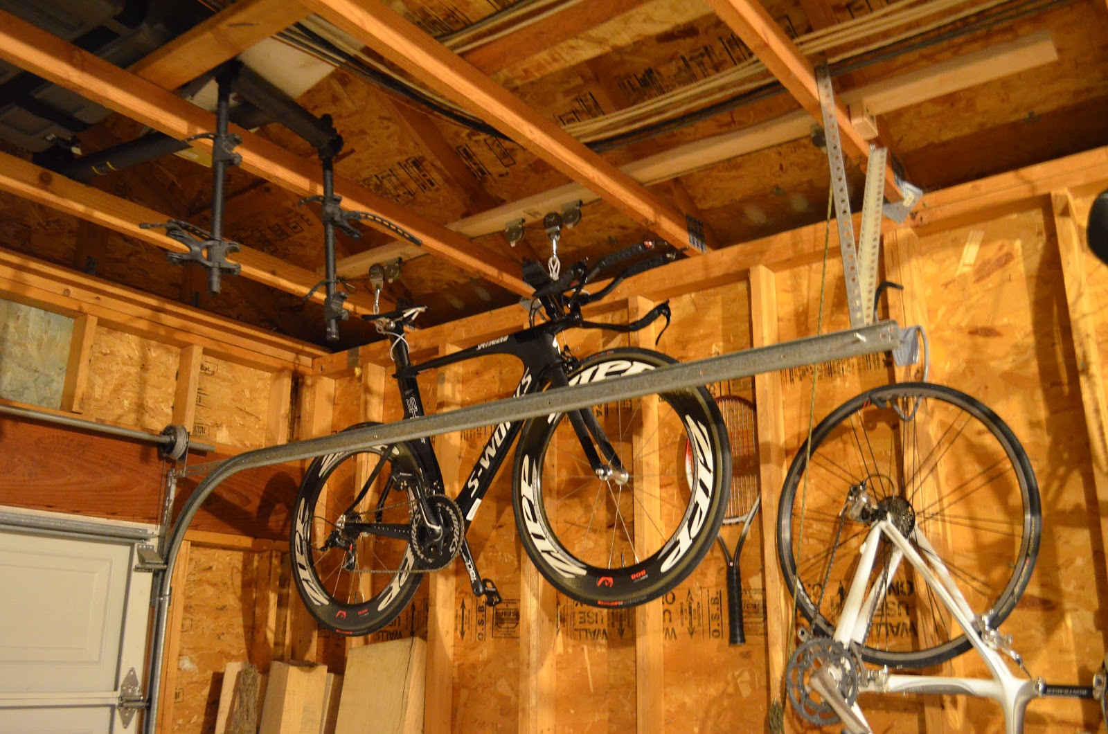 A Beginner S Mind How To Make A Bicycle Hoist