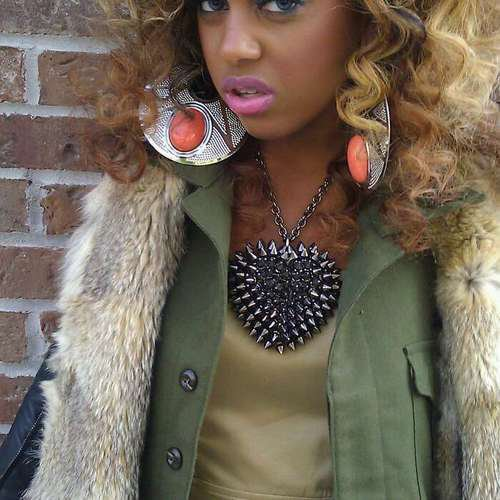 Gossip Girl Zonnique July 2011