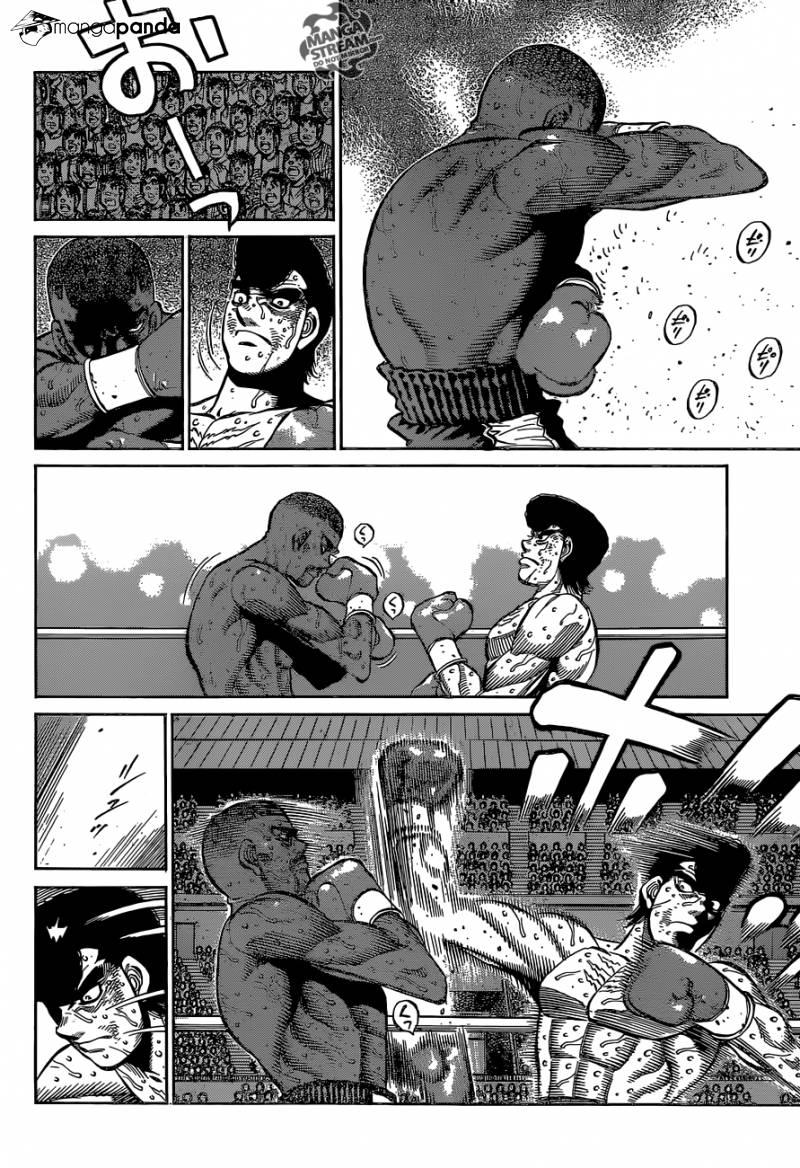 Hajime no Ippo - Chapter 1108