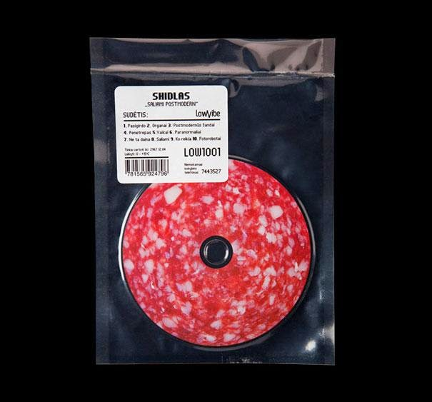 Saliami Postmodern CD1
