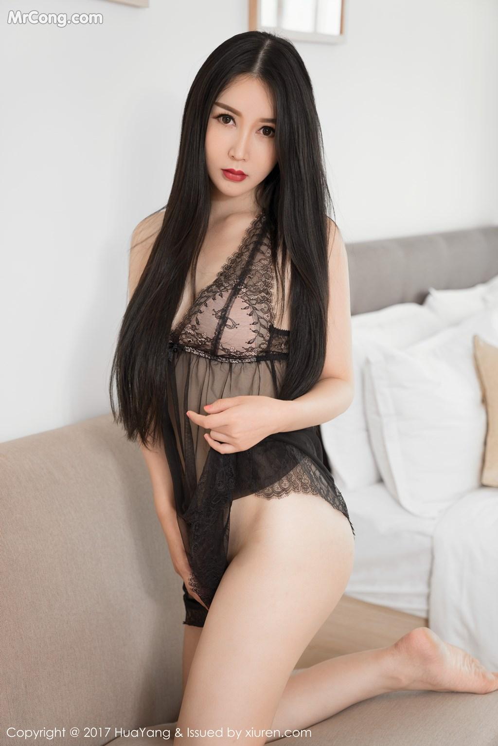 Image HuaYang-2017-12-05-Vol.017-Gu-Xinyi-MrCong.com-002 in post HuaYang 2017-12-05 Vol.017: Người mẫu Gu Xinyi (顾欣怡) (44 ảnh)