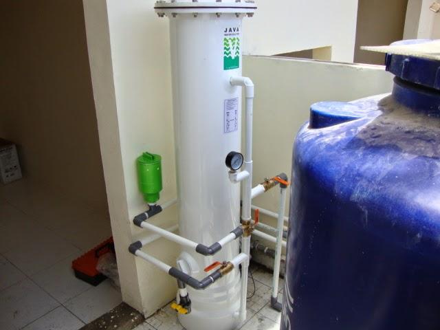 Penjernih Air , Filter Air