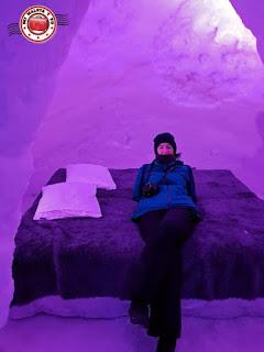 Hotel de hielo en Laponia Finlandesa