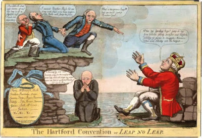 Today in Southern History: The Hartford Convention