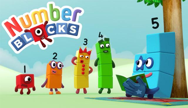 The Arifs Belajar Mengira dengan Numberblocks