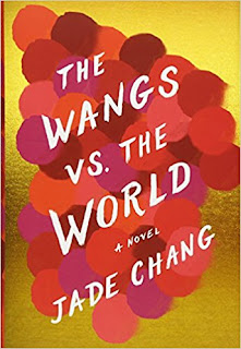 "November 2017's Book of the Month is ""The Wangs vs the World"""