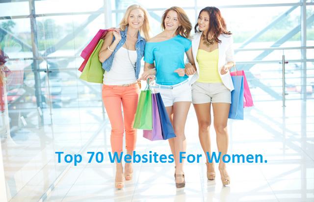 top websites for women 2016