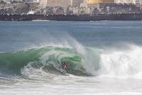 58 Kolohe Andino Rip Curl Pro Portugal foto WSL Laurent Masurel