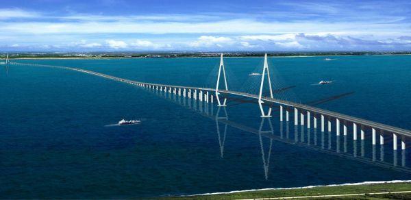 Jembatan Teluk Hangzhou