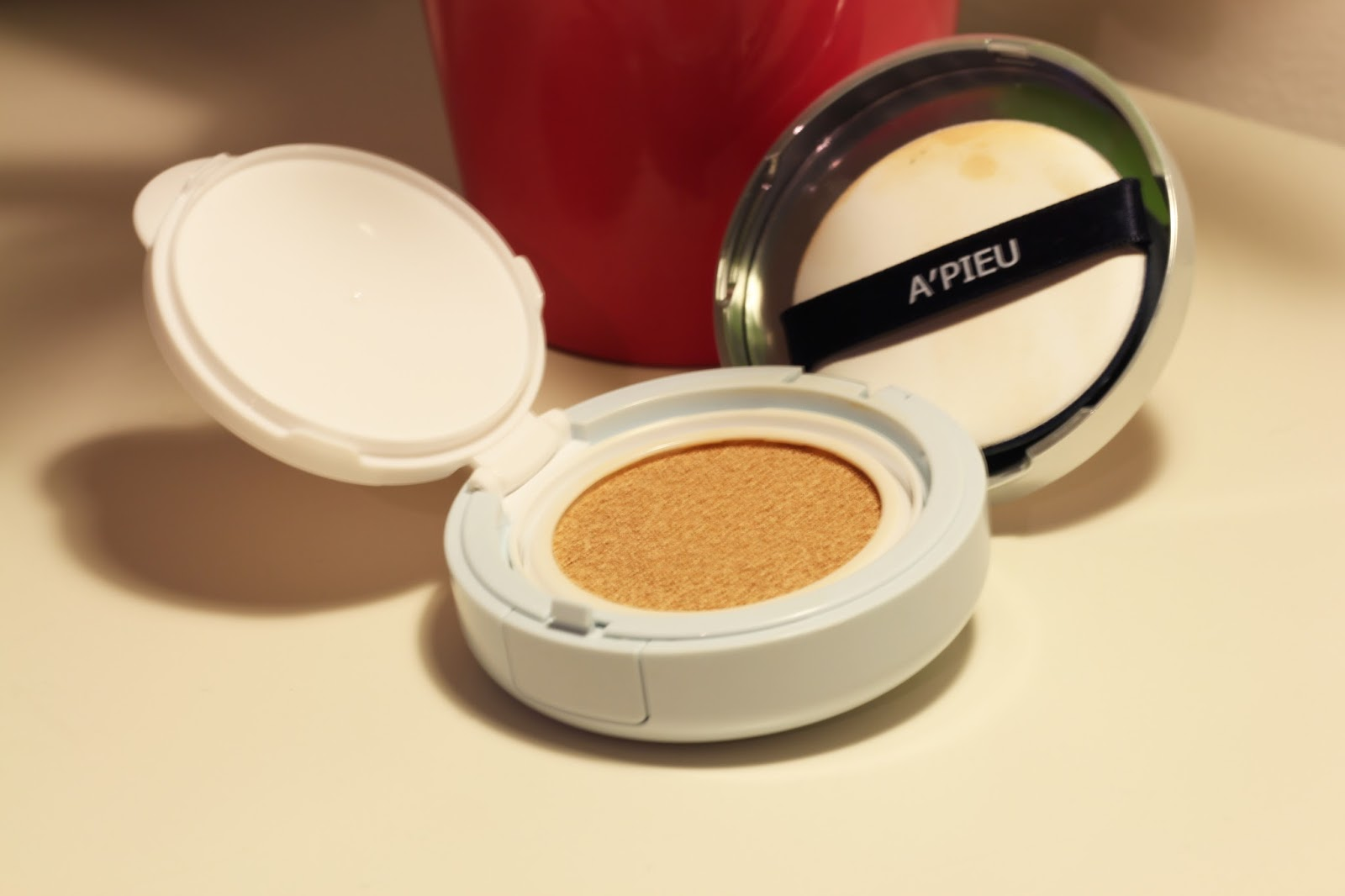 a'pieu air fit cushion compact review