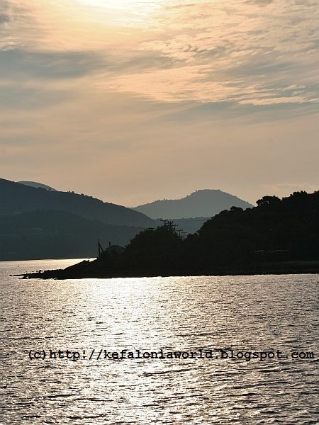 Argostoli Bay, Kefalonia