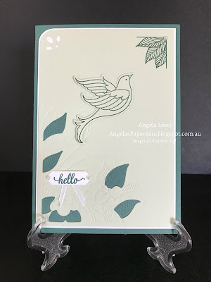 SU Serene Garden card by Angela Lovel, AngelasPaperArts.blogspot.com.au