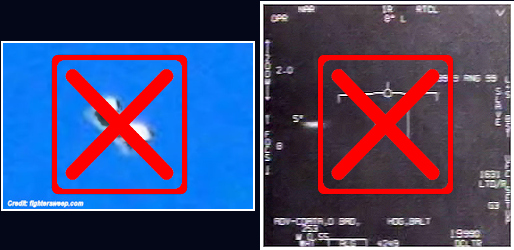 Bogus Imagery Muddles Compelling Navy UFO Encounter