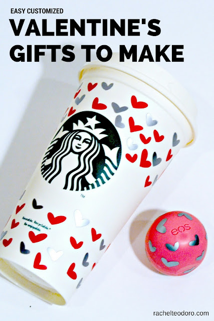 Custom Valentines Day Starbucks Cup PLUS How To Ungroup