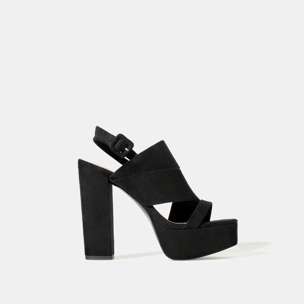 fde3442cc Cone  Os sapatos de salto cone são uma boa opção para as mulheres que não  aguentam mais sofrer com o salto agulha e também não abrem mão do estilo e  bom ...