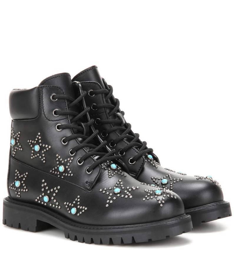 الأحذية الشتوية