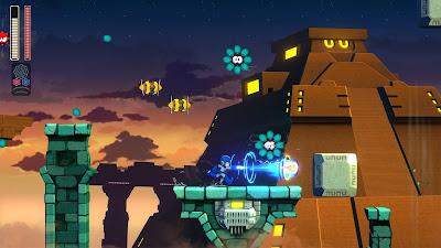 Mega Man 11 Game Screenshot 9