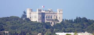 Palacio de Verdala, Malta.