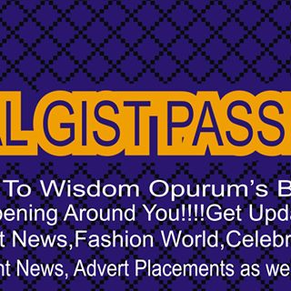 OFFICIAL REAL GIST PASSION FACEBOOK PAGE