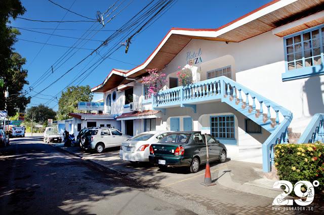 Hotel Ibiza - charmigt boende i Jacó