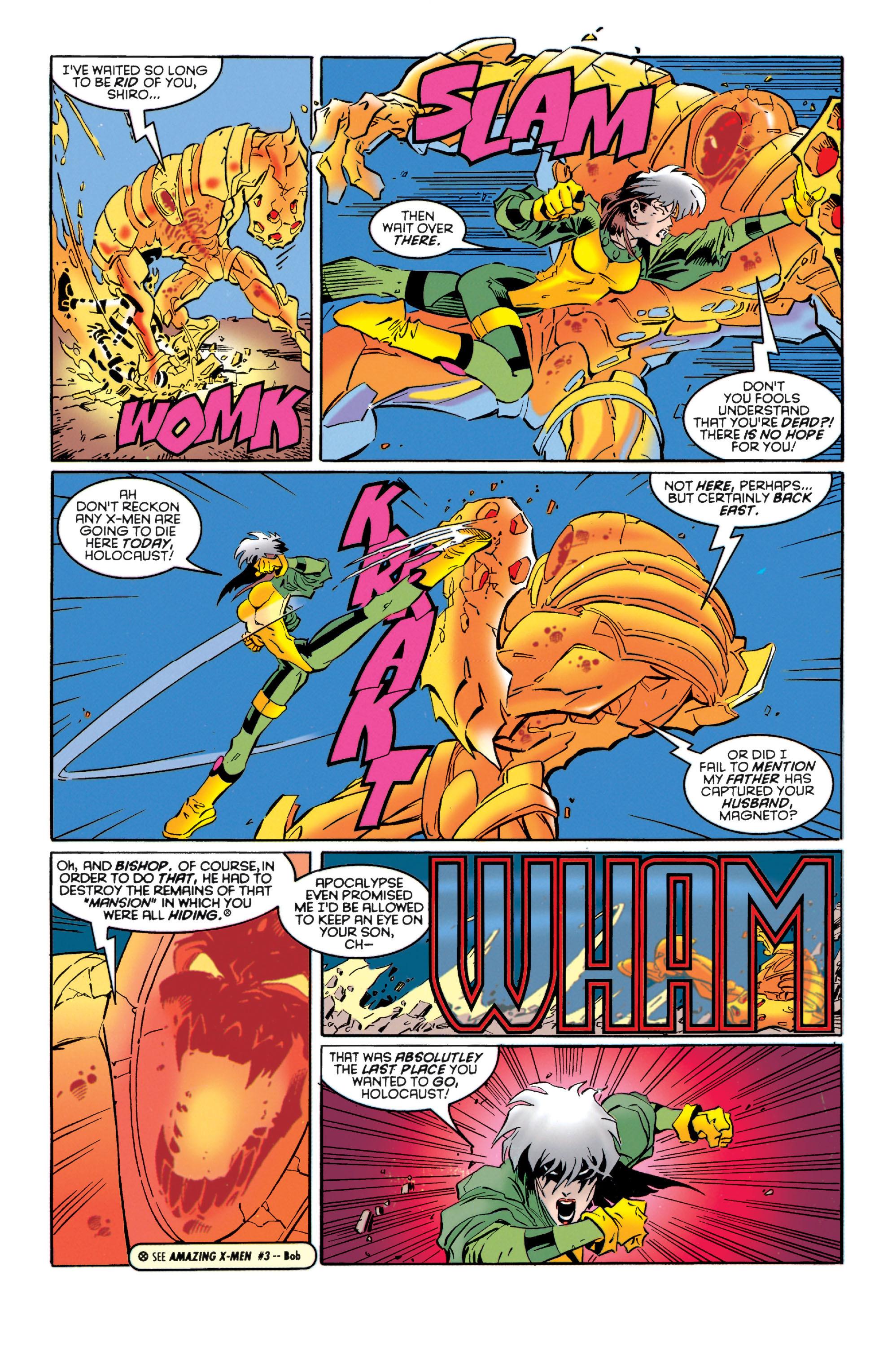 Read online Astonishing X-Men (1995) comic -  Issue #4 - 18