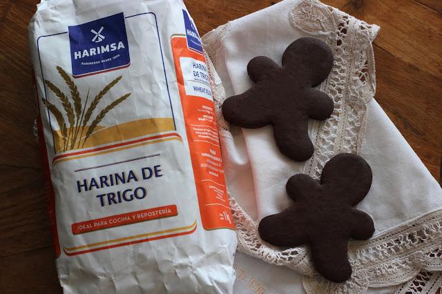 Harina HARIMSA de trigo
