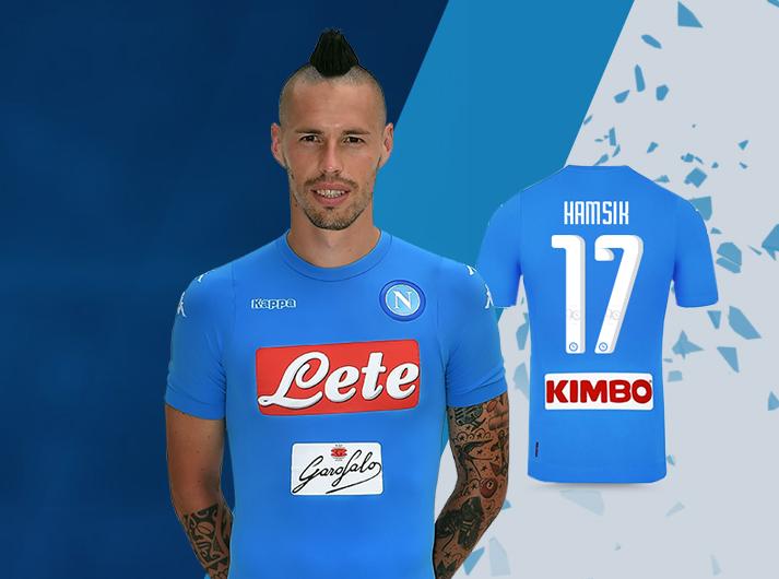 34f7a8f14 Marek Hamsik è un calciatore professionista slovacco che gioca come  centrocampista offensivo e serve come il capitano per il club italiano il  Napoli, ...