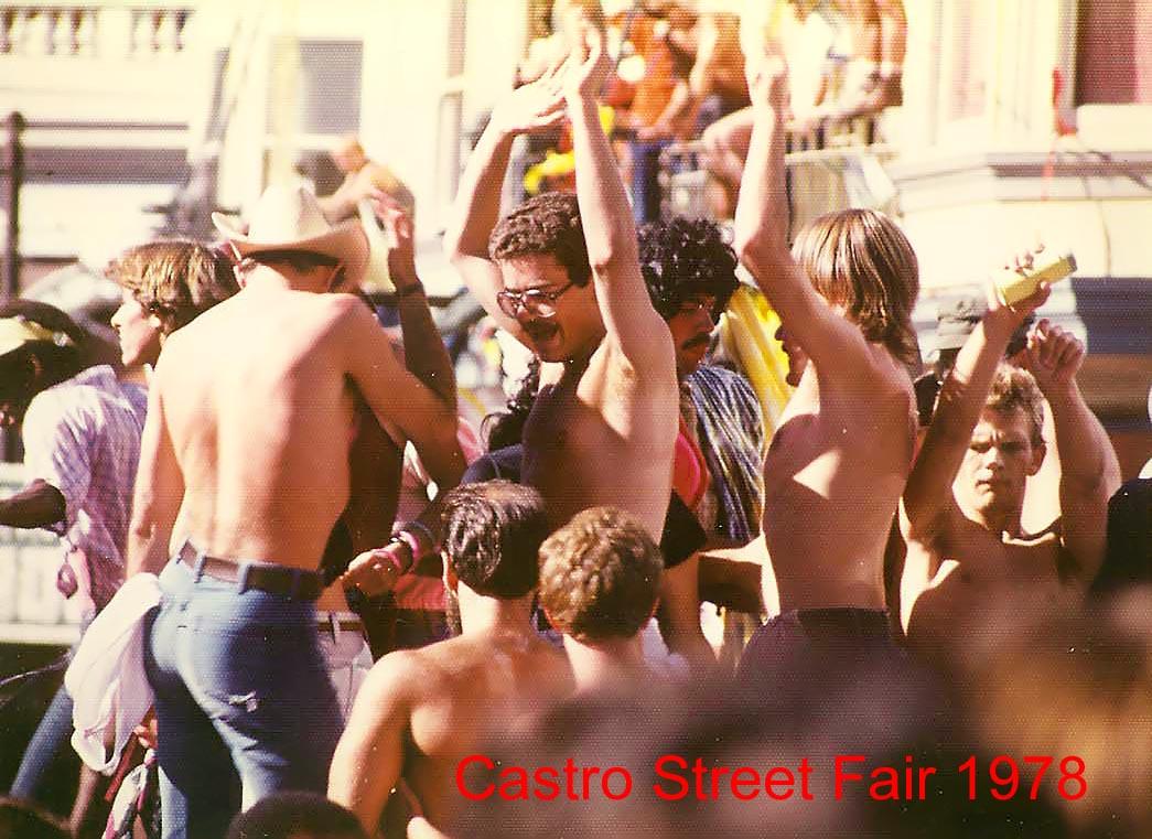 from Erik gay pride parade 1970