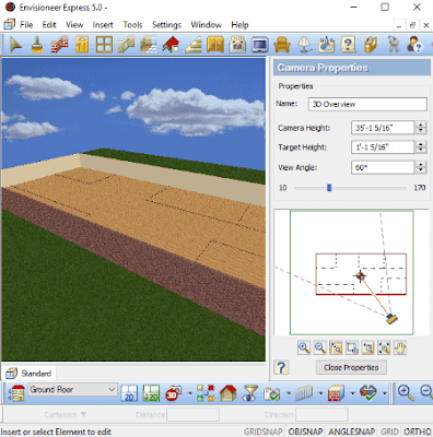 D yang memungkinkan kamu membuat denah yang diinginkan untuk rumah kamu 4 Software Denah Lantai 3D Gratis Terbaik Untuk Windows