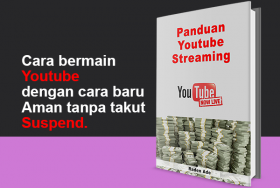 Ebook Panduan Live Streaming Youtube
