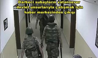 Βίντεο με τους 8 στρατιωτικούς από το βράδυ που πραξικοπήματος δημοσίευσε η Τουρκία