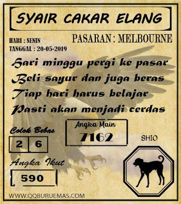 SYAIR MELBOURNE 20-05-2019