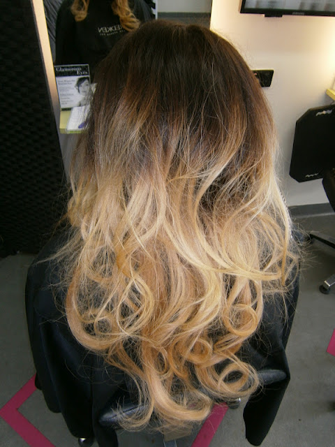 ROMANTIC BOUNCY BLOW DRY BY NV DESIGN STUDIO
