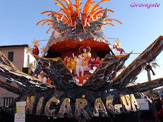 carnevale viareggio Nicaragua
