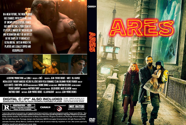 Ares DVD Cover