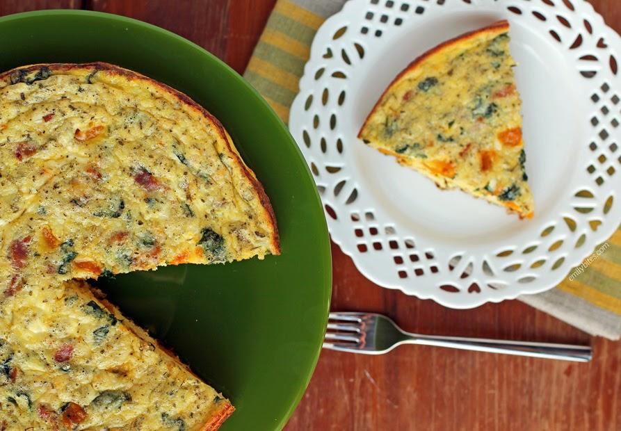 Omelette and Frittata Recipes AutumnFrittataButternut-Squash