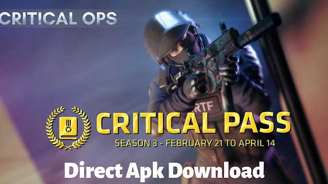 Critical Ops APK Latest Version