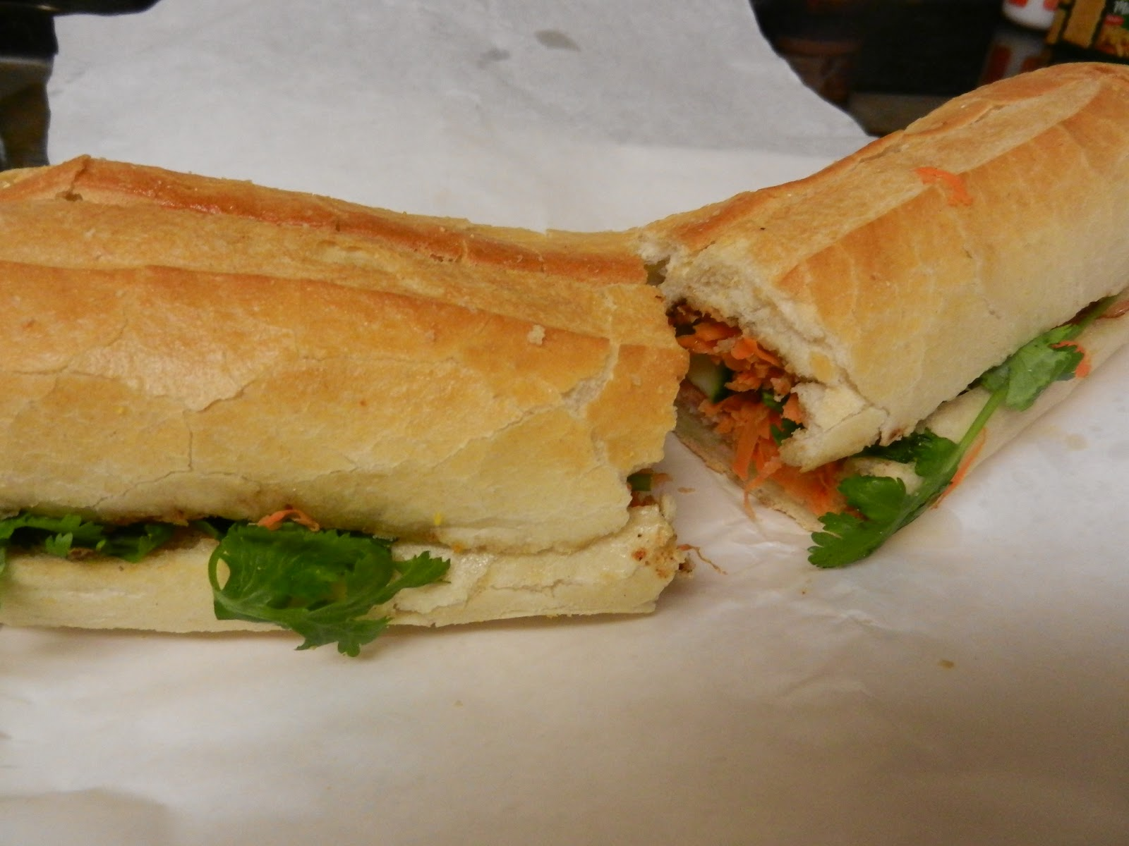 Belly of the Pig: QT Vietnamese Sandwich Review