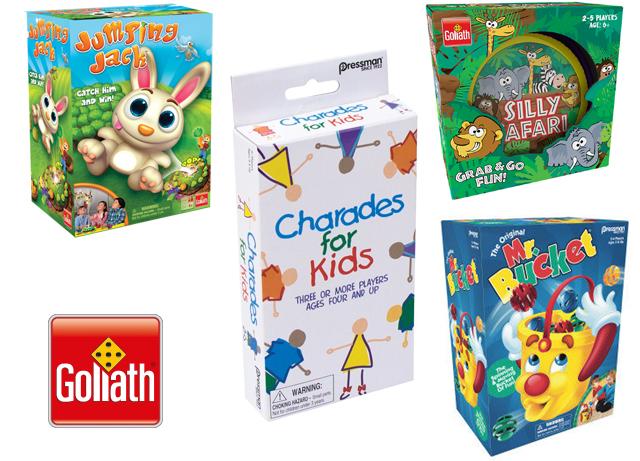 Ultimate Easter Basket Prize Pack Giveaway prizes
