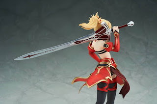 "Preview de Saber of Red [Mordred] de ""Fate/Grand Order"" - Di Molto Bene"
