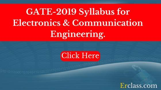 gate syllabus for ece