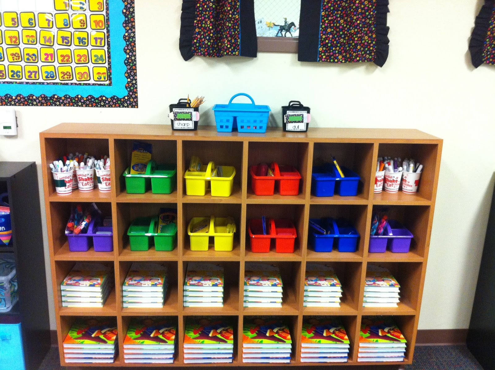 Spectacular 2nd Grade Organizing Supplies And Classroom