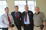 MO State Tres. Clint Zwiefel and Veterans on Salvation Army Veteran's Residence Tour