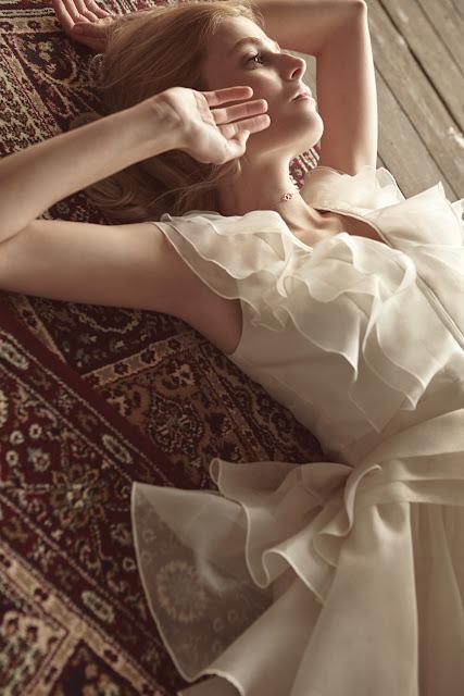 Suknia ślubna od BIZUU.