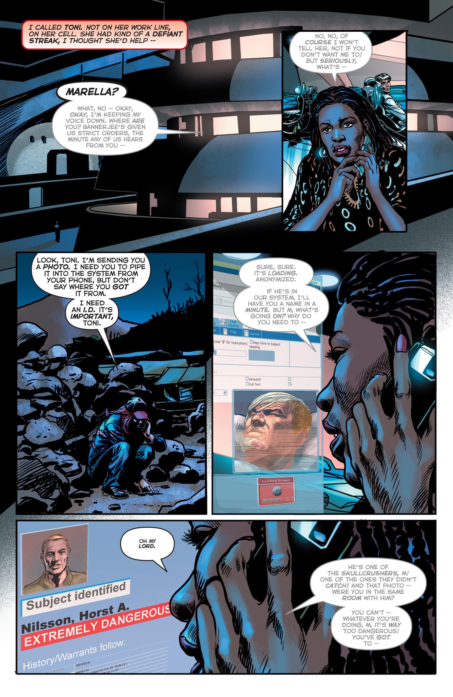 Read online Astro City comic -  Issue #3 - 14