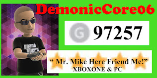 Mr. Mike's Xbox GamerTag: